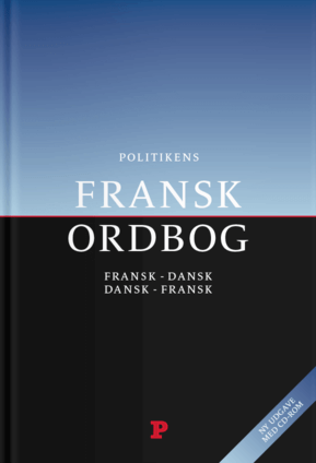 Politiken Danish-French / French-English basic dictionary of current language
